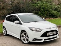 USED 2013 63 FORD FOCUS 2.0 ST-2 5d 247 BHP * ONLY 19,980 MILES  * 12 MONTHS FREE AA MEMBERSHIP *