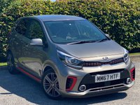 USED 2018 67 KIA PICANTO 1.0 GT-LINE 5d * 1 OWNER * 12 MONTHS FREE AA MEMBERSHIP *