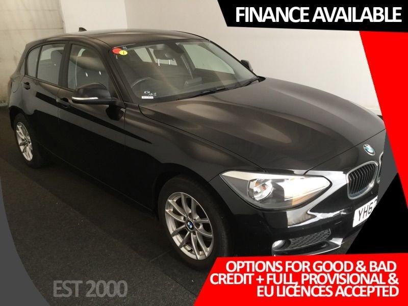 USED 2012 62 BMW 1 SERIES 2.0 116D SE 5d 114 BHP * 2 KEYS * FRESH MOT * AIR CON * PARKING SENSORS *
