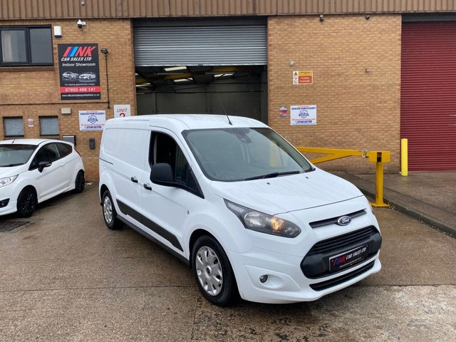 2015 15 FORD TRANSIT CONNECT 1.6 230 TREND DCB 94 BHP A RARE CREW CAB MODEL NOW IN STOCK SAT NAV PRICE IS PLUS VAT BUY NOW PAY LATER  SOLD TO CASEY FROM ELLESMERE PORT