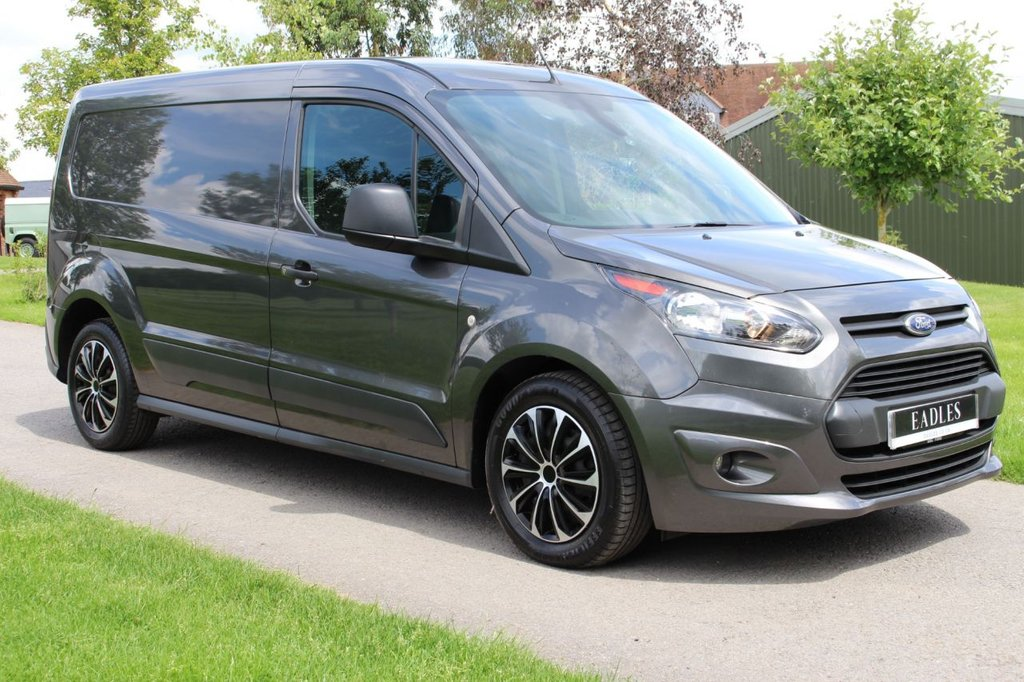 USED 2017 66 FORD TRANSIT CONNECT 1.5 210 TREND P/V 100 BHP Trend - One owner - Beautiful Spec -