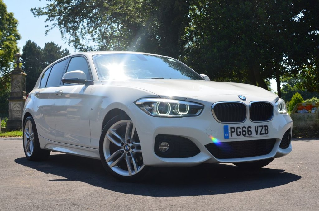 USED 2017 66 BMW 1 SERIES 1.5 118I M SPORT 5d 134 BHP Buy Online. Nationwide Delivery