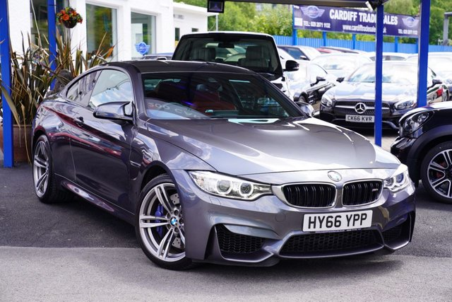 2016 66 BMW M4 3.0 M4 2d 426 BHP