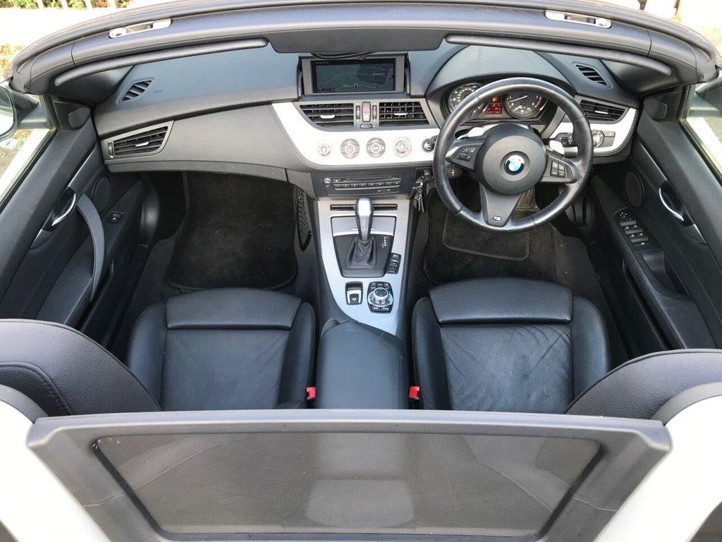USED 2011 11 BMW Z4 2.5 Z4 SDRIVE23I M SPORT HIGHLINE EDITION 2d 201 BHP