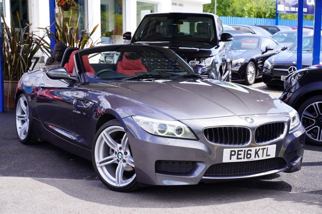 2016 16 BMW Z4 2.0 Z4 SDRIVE20I M SPORT ROADSTER 2d 181 BHP