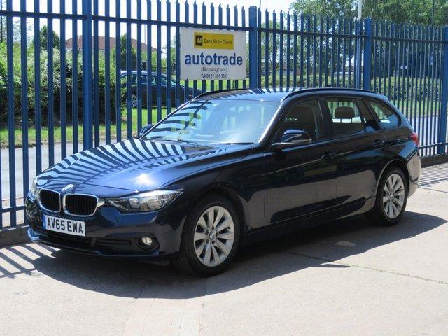 USED 2015 65 BMW 3 SERIES 2.0 318D SE TOURING 148 Sat nav Bluetooth & audio Alloys DAB ULEZ Compliant Finance arranged Part exchange available Open 7 days ULEX Compliant