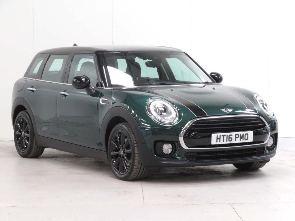 USED 2016 16 MINI CLUBMAN 2.0 Cooper D Auto (s/s) 6dr *CHILI-PACK**HOME DELIVERY*