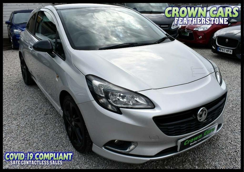 USED 2015 15 VAUXHALL CORSA 1.4i ecoTEC Limited Edition 3dr AMAZING LOW RATE FINANCE DEALS