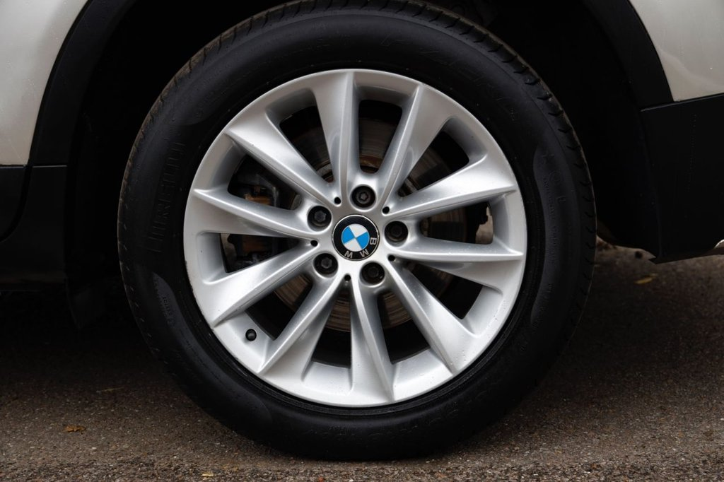 USED 2013 63 BMW X3 3.0 XDRIVE30D SE 5d 255 BHP