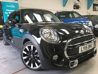 2015 MINI HATCH COOPER 2.0 COOPER S 5d 189 BHP