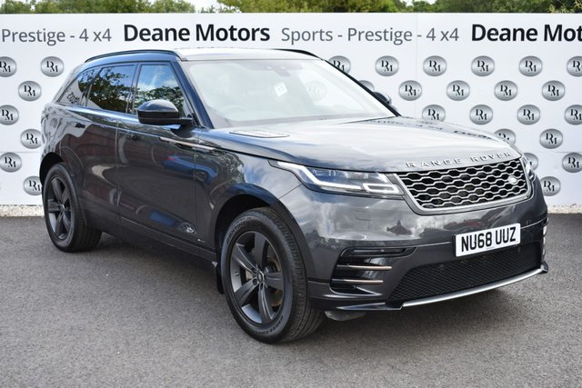 2018 68 LAND ROVER RANGE ROVER VELAR 2.0 R-DYNAMIC S 5d 296 BHP P300 GREAT SPEC