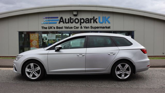 USED 2017 17 SEAT LEON 1.4 ECOTSI FR TECHNOLOGY 5d 148 BHP LOW DEPOSIT OR NO DEPOSIT FINANCE AVAILABLE