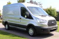 USED 2015 65 FORD TRANSIT 2.2 290 TREND SHR P/V 153 BHP TREND - L2H2 - TOWBAR - READY TO GO