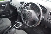USED 2014 14 VOLKSWAGEN POLO 1.4 MATCH EDITION 3d 83 BHP AIR CON - PARKING SENSORS