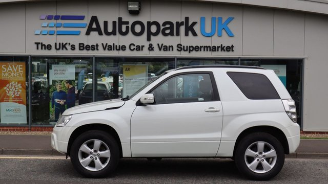 USED 2010 60 SUZUKI GRAND VITARA 1.6 SZ4 3d 106 BHP LOW DEPOSIT OR NO DEPOSIT FINANCE AVAILABLE - COMES USABILITY INSPECTED WITH WARRANTY + LOW COST EXTENDED PERIOD WARRANTIES AVAILABLE .