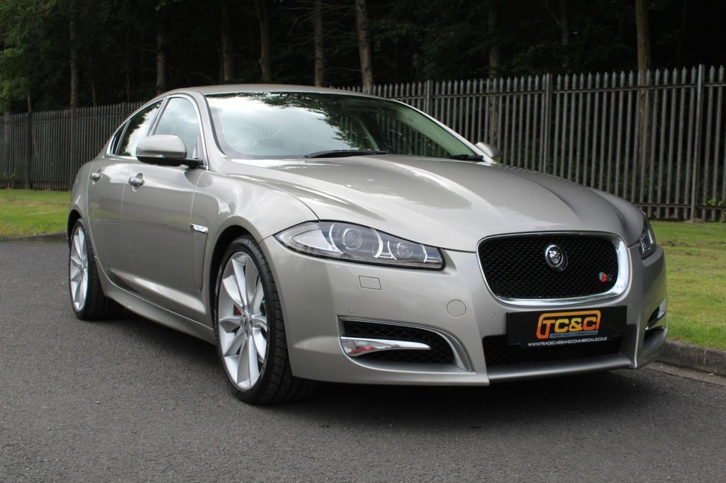 USED 2012 12 JAGUAR XF 3.0 V6 S PORTFOLIO 4d 275 BHP A STUNNING HIGH SPECIFICATION XF WITH A COMPREHENSIVE SERVICE HISTORY!!!