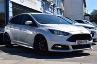 USED 2018 18 FORD FOCUS 2.0 ST-2 5d 247 BHP COMES WITH 6 MONTHS WARRANTY