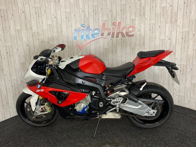 BMW S1000RR at Rite Bike