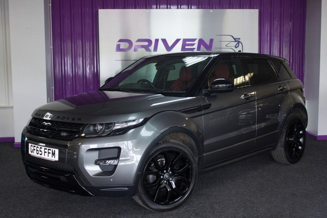 2015 65 LAND ROVER RANGE ROVER EVOQUE 2.2 SD4 DYNAMIC 5d 190 BHP