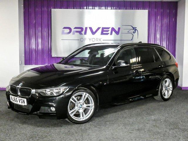 2015 65 BMW 3 SERIES 2.0 320D M SPORT TOURING 5d 181 BHP