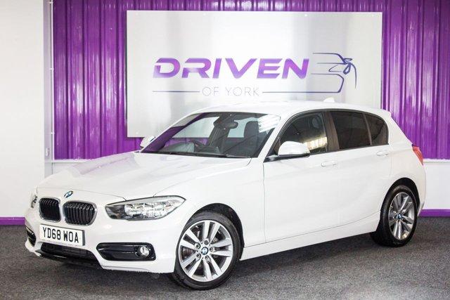 2018 68 BMW 1 SERIES 1.5 118I SPORT 5d 134 BHP