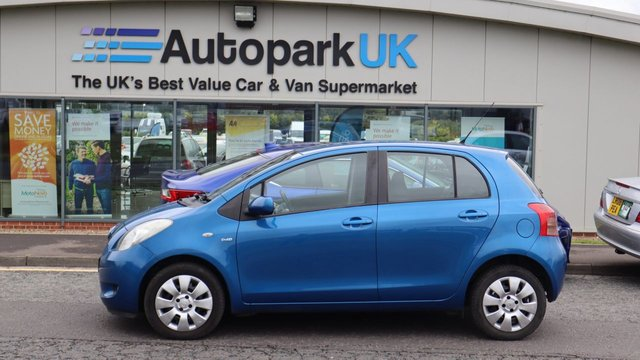 USED 2007 57 TOYOTA YARIS 1.4 T3 D-4D 5d 90 BHP LOW DEPOSIT OR NO DEPOSIT FINANCE AVAILABLE . USABILITY INSPECTED + COMES WITH WARRANTY + LOW COST EXTENDED WARRANTY AVAILABLE .