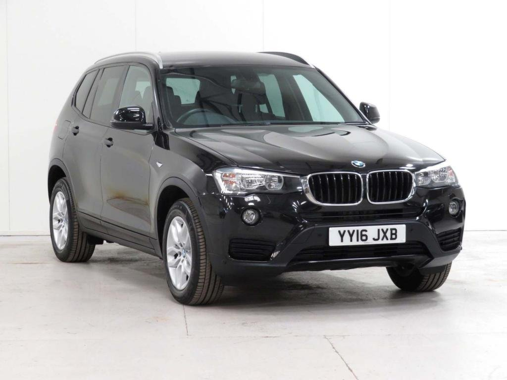 USED 2016 16 BMW X3 2.0 20d SE xDrive 5dr *£3,850 EXTRAS**HOME DELIVERY*