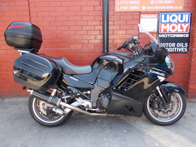 USED 2008 08 KAWASAKI GTR 1400  A8F  A Fully Loaded GTR 1400. Finance and Delivery Available.