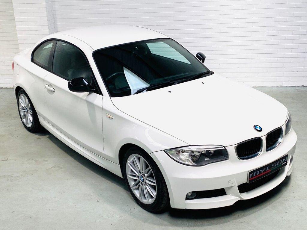 USED 2011 11 BMW 1 SERIES 2.0 118D M SPORT 2d 141 BHP £30 Road Tax, M-Sport Spec