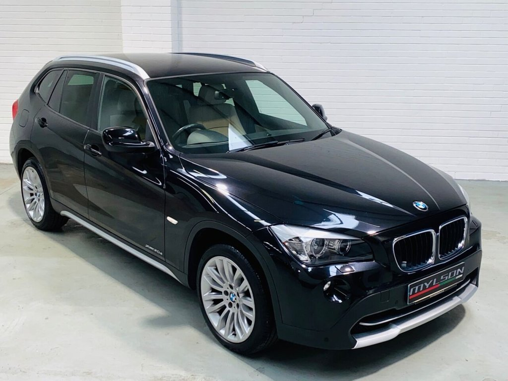 USED 2010 10 BMW X1 2.0 XDRIVE20D SE 5d 174 BHP High Spec including Heated Leather Interior, Xenon Headlights, Privacy Glass