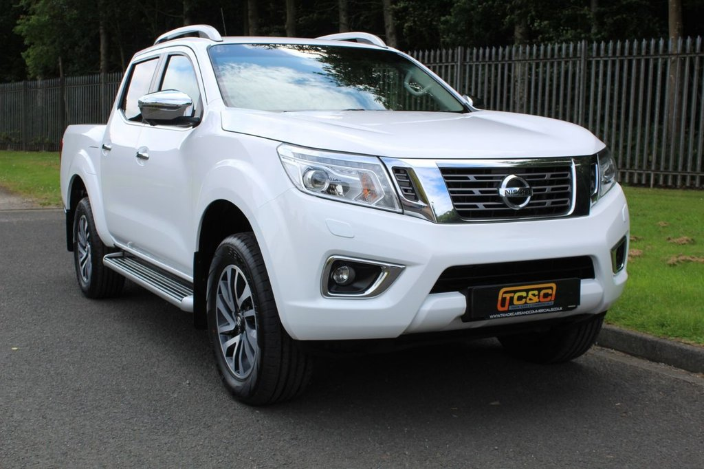 USED 2016 66 NISSAN NAVARA 2.3 DCI TEKNA 4X4 SHR DCB 190 BHP A LOW OWNER NAVARA WITH HIGH SPECIFICATION AND NO VAT TO BE ADDED!!!