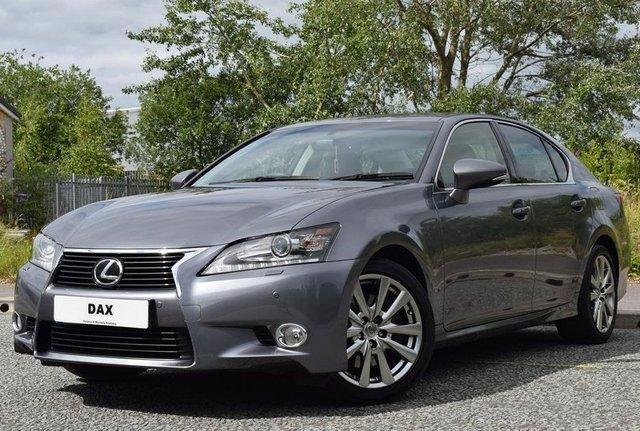 2012 12 LEXUS GS 2.5 250 LUXURY 4d 206 BHP