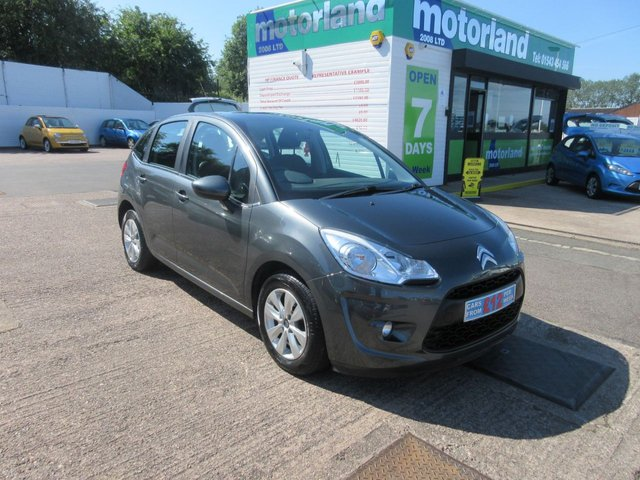 USED 2012 12 CITROEN C3 1.4 VTR PLUS HDI 5d 67 BHP **JUST ARRIVED 01543 454566**