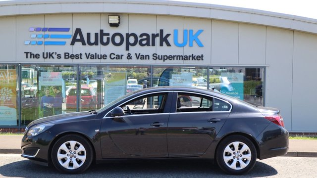 USED 2014 64 VAUXHALL INSIGNIA 2.0 TECH LINE CDTI ECOFLEX S/S 4d 138 BHP LOW DEPOSIT OR NO DEPOSIT FINANCE AVAILABLE