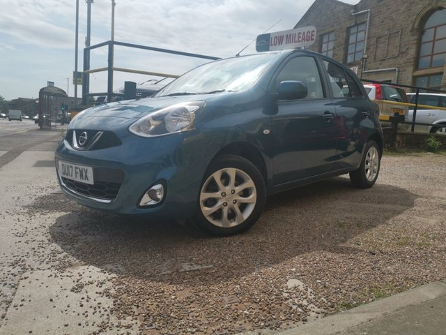 NISSAN MICRA at Millside Motor Group Ltd