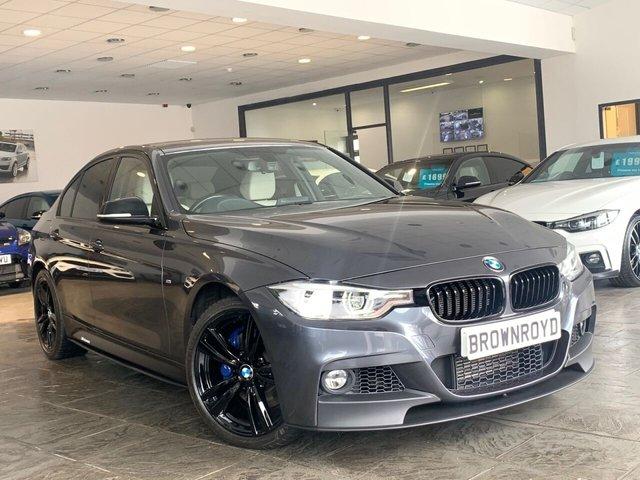USED 2017 17 BMW 3 SERIES 2.0 320D XDRIVE M SPORT 4d 188 BHP BM PERFORMANCE STYLING+6.9%APR