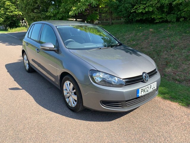 USED 2012 12 VOLKSWAGEN GOLF 1.4 MATCH TSI 5d 121 BHP **FULL SERVICE HISTORY**MOT**LOVELY CONDITION**SUPER DRIVE**