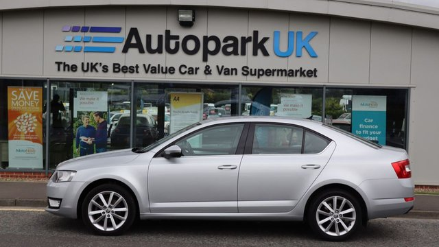 USED 2015 15 SKODA OCTAVIA 2.0 ELEGANCE TDI CR DSG 5d 148 BHP LOW DEPOSIT OR NO DEPOSIT FINANCE AVAILABLE . . USABILITY INSPECTED WITH WARRANTY + 12 MONTH EXTENDED PERIOD WARRANTIES AVAILABLE .