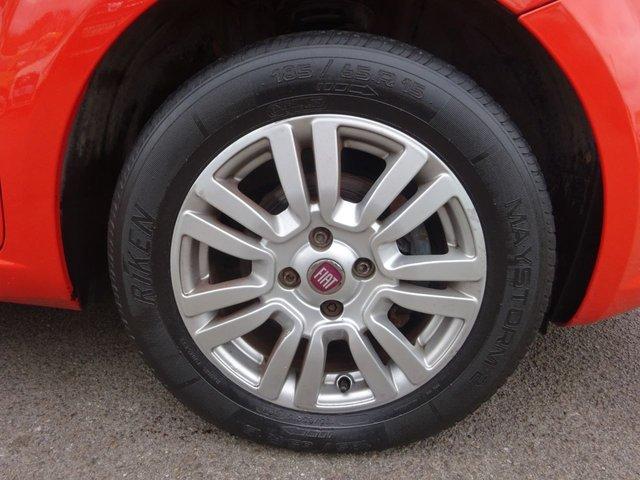 USED 2013 63 FIAT PUNTO 1.4 EASY 3d 77 BHP