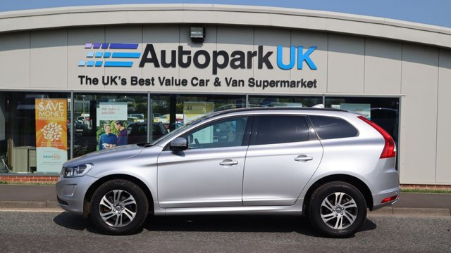 USED 2015 15 VOLVO XC60 2.4 D4 SE NAV AWD 5d 178 BHP LOW DEPOSIT OR NO DEPOSIT FINANCE AVAILABLE