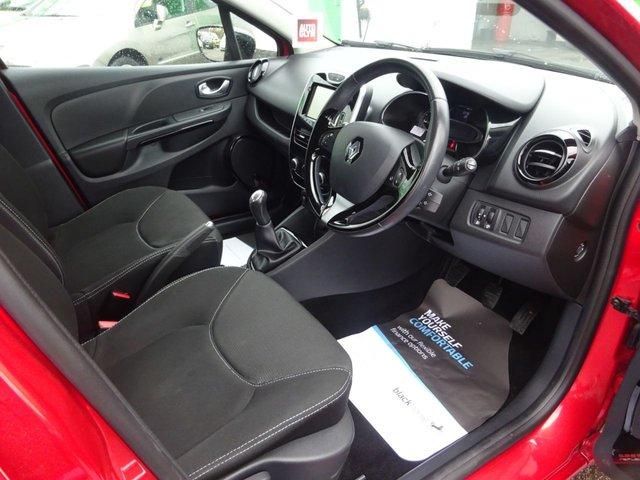 USED 2016 16 RENAULT CLIO 1.1 DYNAMIQUE NAV 16V 5d 73 BHP