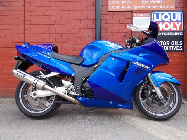 USED 2005 05 HONDA CBR 1100 X-5 *Low Mileage, 3mth Warranty, Pipewerx Cans* A Lovely Example, Finance and Delivery Available.