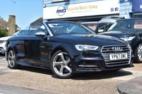 USED 2017 67 AUDI A3 2.0 S3 QUATTRO 2d 306 BHP COMES WITH 6 MONTHS WARRANTY