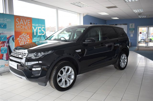 2018 18 LAND ROVER DISCOVERY SPORT 2.0 SD4 HSE 5d 238 BHP STOP/START