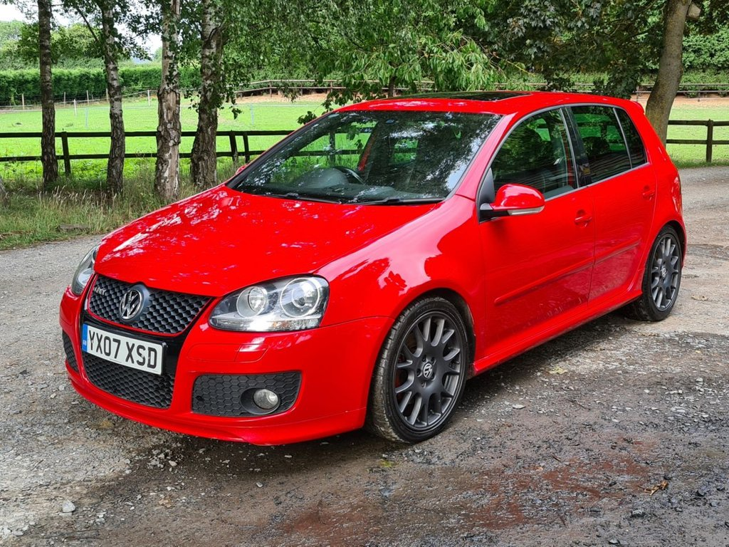 USED 2007 07 VOLKSWAGEN GOLF 2.0 GTI EDITION 30 T 5d 330 BHP +++MASSIVE SPEC, 300+BHP+++