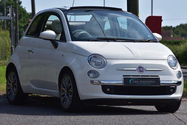 2014 14 FIAT 500 1.2 C LOUNGE 3d 69 BHP