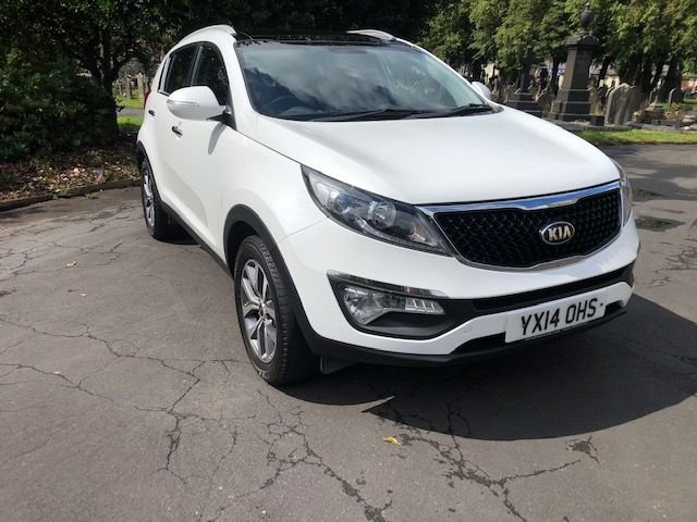 USED 2014 14 KIA SPORTAGE 1.6 2 ISG 5d 133 BHP Buy Online. Nationwide Delivery
