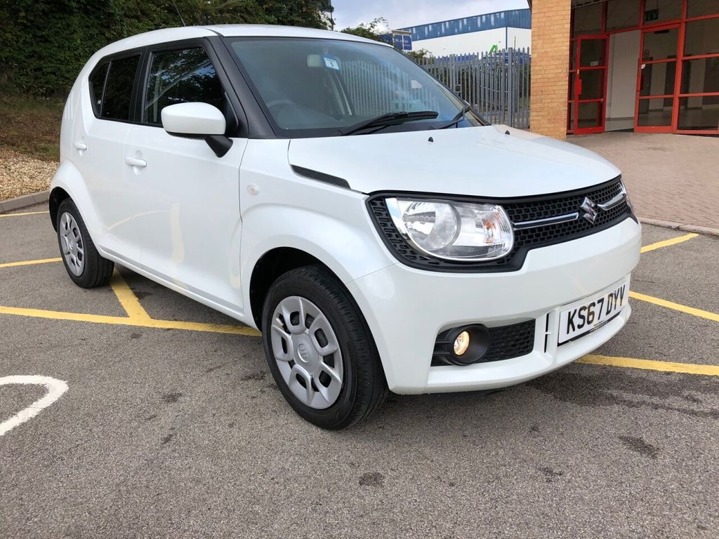USED 2018 67 SUZUKI IGNIS 1.2 SZ3 DUALJET 5d 89 BHP VERY LOW MILEAGE  - EXCELLENT CONDITION!