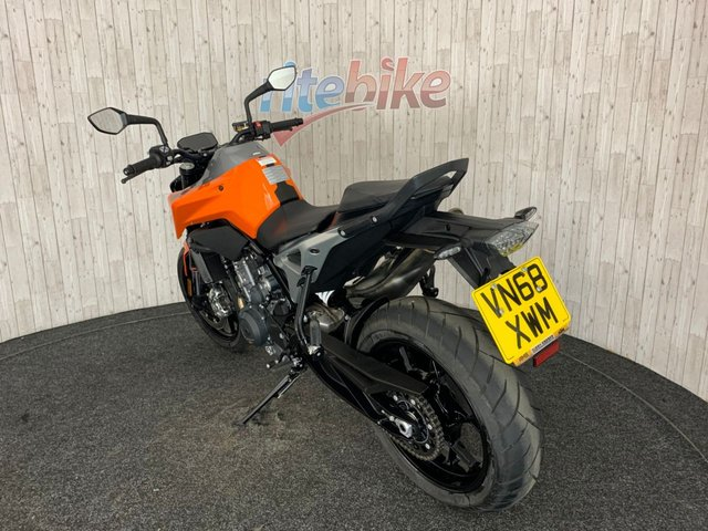 KTM 790 DUKE at Rite Bike