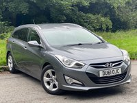 USED 2011 61 HYUNDAI I40 1.7 CRDI STYLE BLUE DRIVE 5d * 2 OWNERS FROM NEW * 12 MONTHS FREE AA MEMBERSHIP *